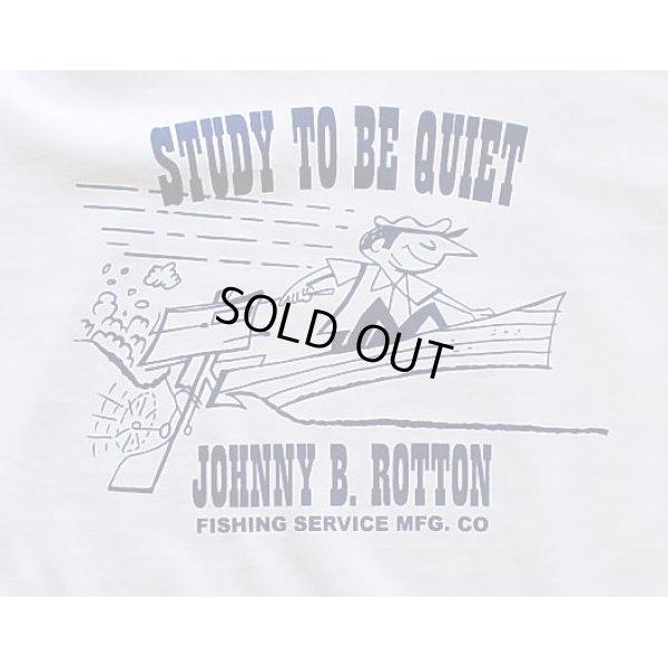"""画像1: 2017 ROTTON Tee """"JOHNNY B. ROTTON"""""""