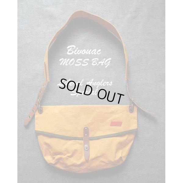 """画像1: BIVOUAC """"Moss Bag""""  LIBERAL ANGLERS  SPECIAL"""